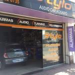 Fachada de Stylo Audio Car Rosario