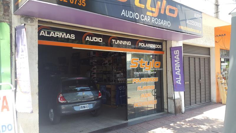 Empresa stylo audio car rosario - Fachadas de talleres ...